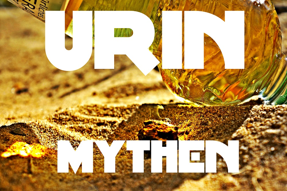 Mythos Urin im Survival